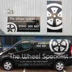 Alloy Wheel Repair East Grinstead