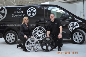 Alloy wheel repair St Albans