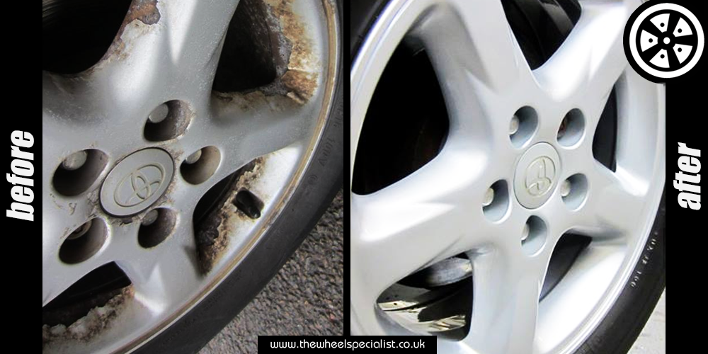 Diamond Cut Alloy Repair Cost Nottingham