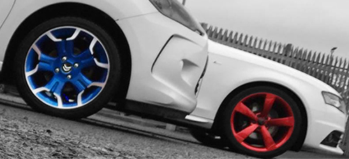 Customised Alloy Wheels The Wheel Specialist