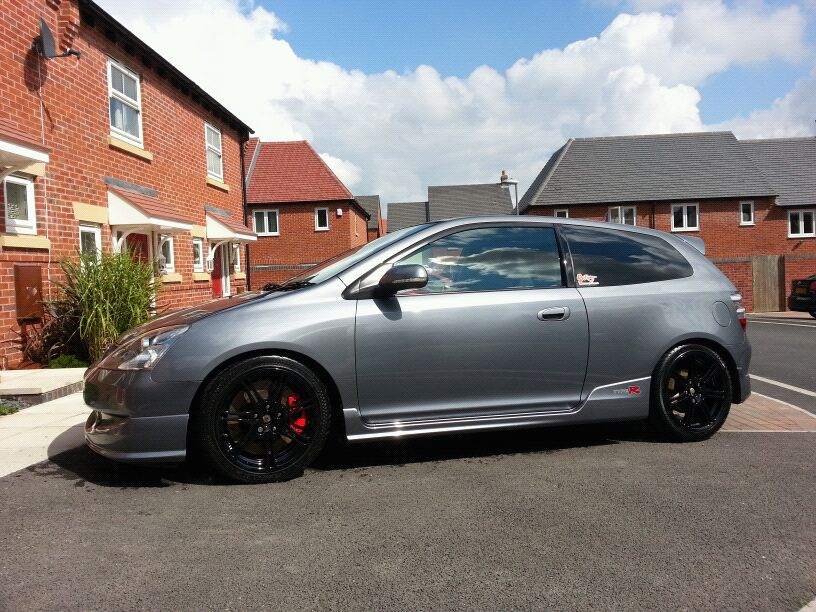 TypeR Wheel Refurbishment